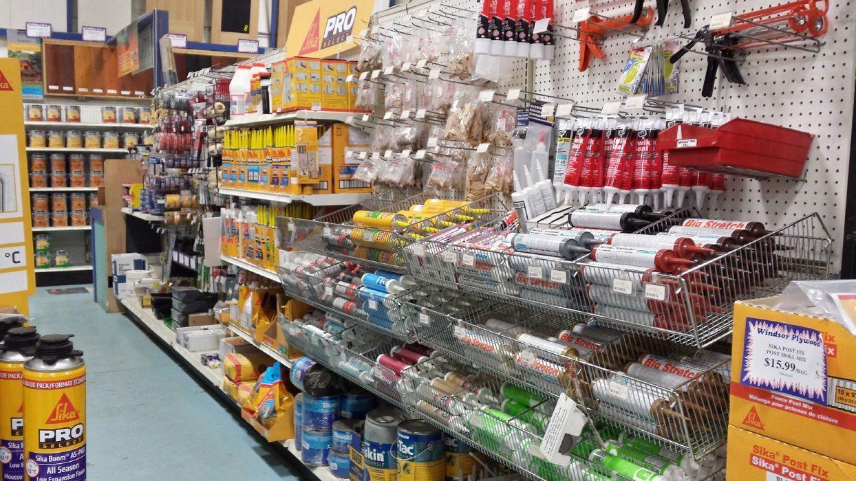 Sika Store Locator