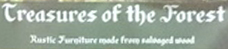 treasures of the forest logo