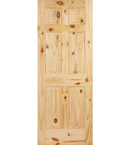 Interior 6 Panel Door Windsor Plywood