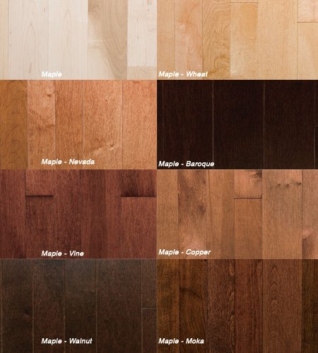 Maple Nevada Wickham Domestic Hardwood Flooring Windsor