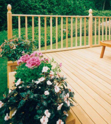 Cedar Decking »Windsor Plywood®