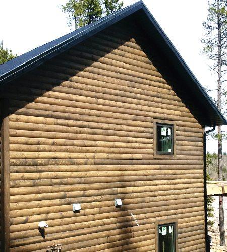 Log Cabin Siding »Windsor Plywood®