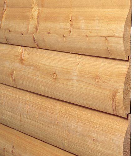 Log Cabin Siding Windsor Plywood