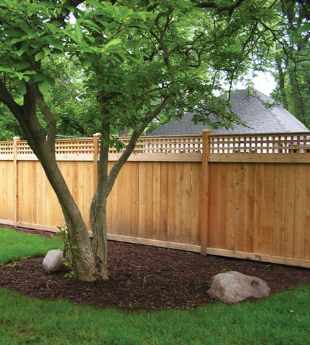 garden lowes pinterest sections fence of sectional best wire lattice on ideas panels media wood