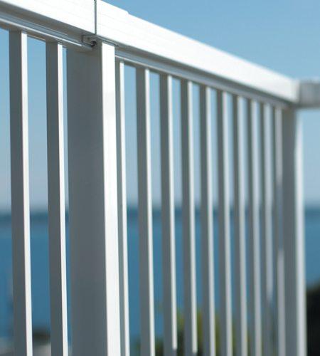 Vista Aluminum Railing System » Windsor Plywood®