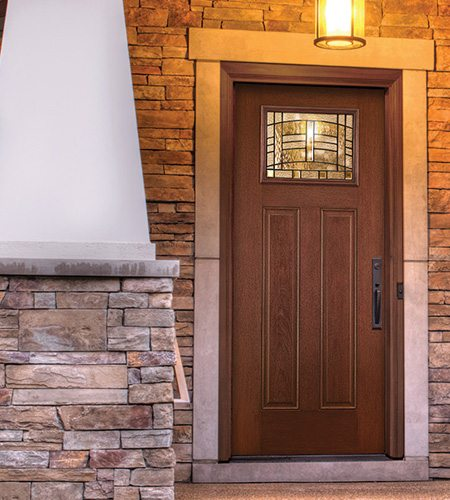 Entry Therma Tru Decorative Specialty Glass Doors Windsor Plywood