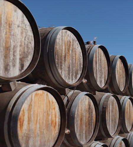 Full Size Wine Barrels Windsor Plywood