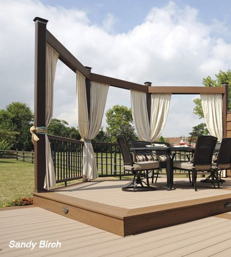 Timbertech Terrain Collection Windsor Plywood