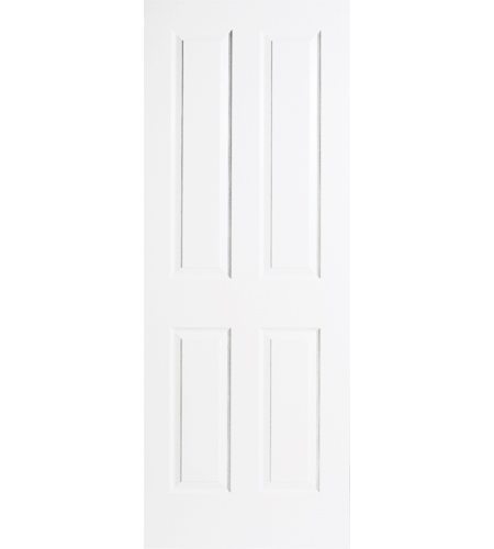 Interior masonite classic 4 panel smooth moulded panel Masonite safe n sound interior doors