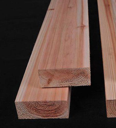 Western Red Cedar Construction Lumber »Windsor Plywood®