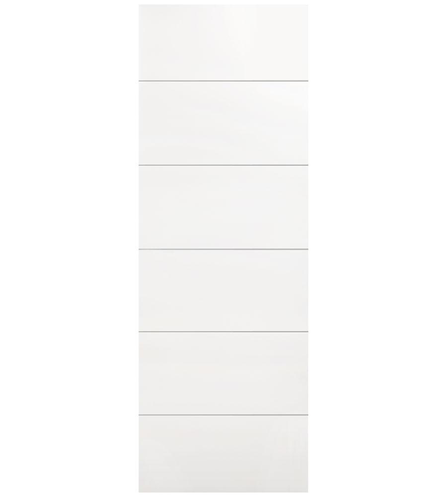 Masonite West End Collection Melrose Moulded Panel Door