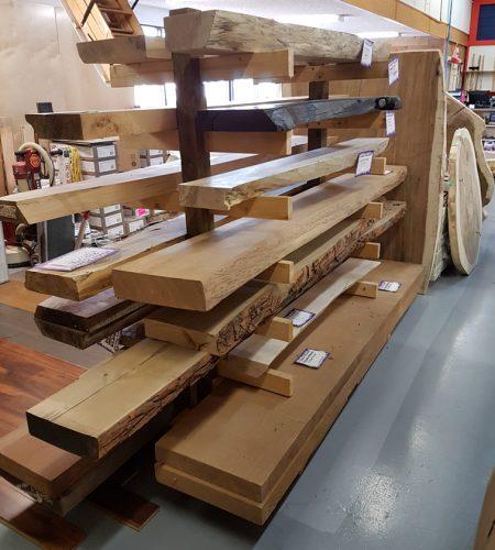 Maple Plywood Edge Bend ~ Maple live edge windsor plywood