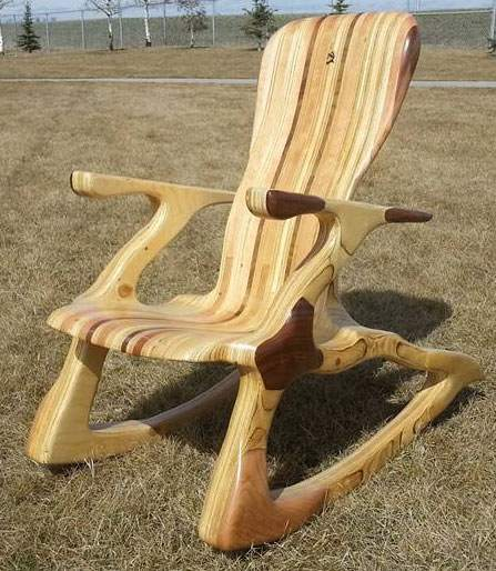 alistair rocking chair