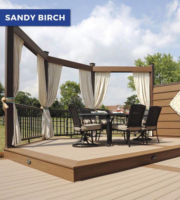 Timbertech Terrain Decking Windsor Plywood Leduc