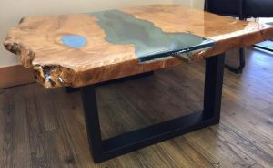 bretts maple slab river table 2