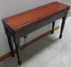 zapatero small bench