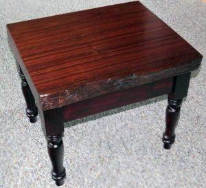 zapatero small table