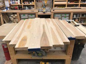 hickory shorts table 2