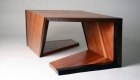 Folded Berlinia Table by Gellhaus31