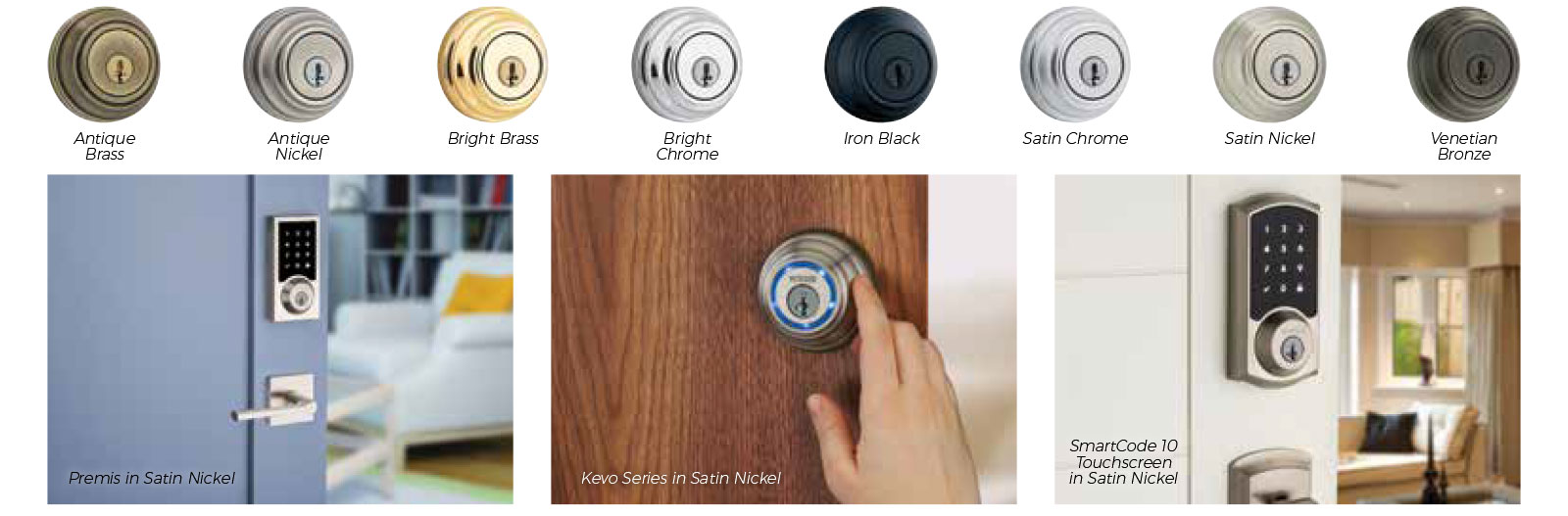 weiser locks